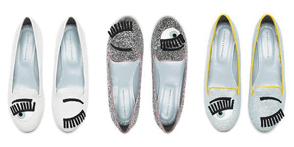 La collezione di Chiara Ferragni con il glitter Cristall