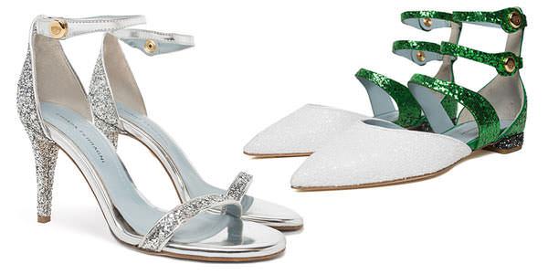 Le scarpe della fashion blogger Chiara Ferragni